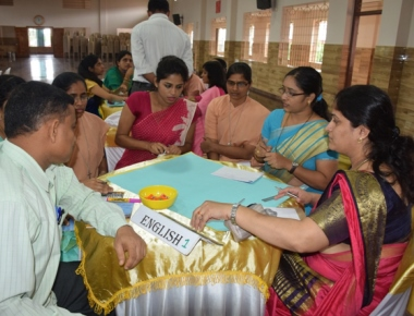 Workshop on 'Remodeled Structure of Assessment' held at MCCS