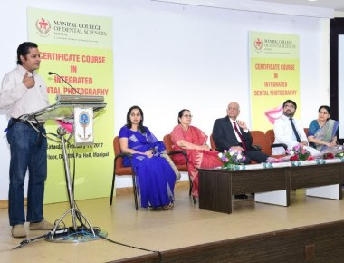 Course in dental photography launched at MCODS