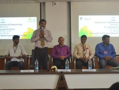 Mechanical engineering students' association 'Mechatics' inaugurated at BIT