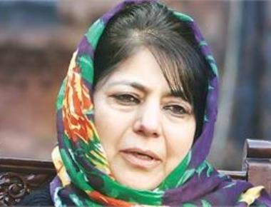 Mehbooba is first woman CM of JK, BJP gets more Cabinet berths