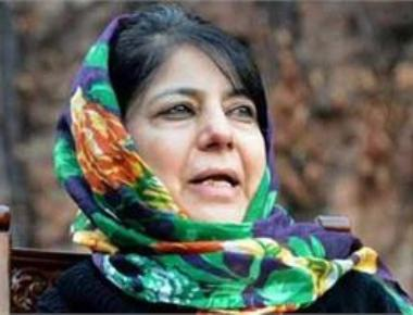 Mehbooba says PM amenable to talks to ease Kashmir situation