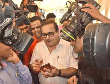 Will resign if CM asks me to, says Mehta