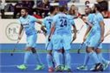 Indian men's hockey team beat Netherlands 2-1, win series