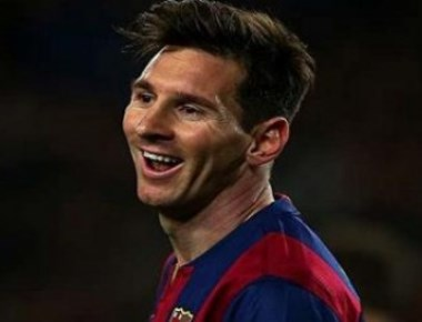 Messi to play in friendly match against Mexico