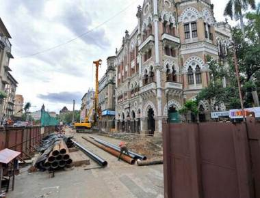 Metro work not to blame for cracks in Siddharth College: MMRCL