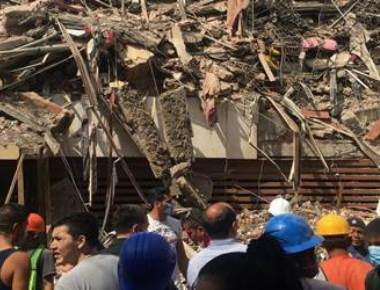 Over 200 killed as massive earthquake rocks Mexico