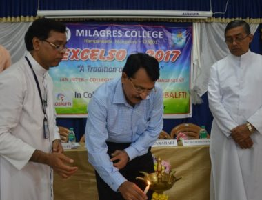 EXCELSO-2K16 held in Milagres College