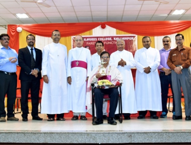 Milagres College bids farewell to staff, welcomes new principal