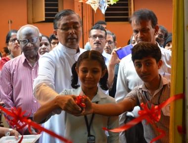 Milagres CBSE School hosts Art Craft, Science, Social Science exhibition