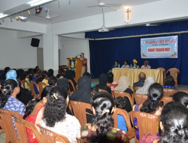 Milagres CBSE School holds annual general body meeting