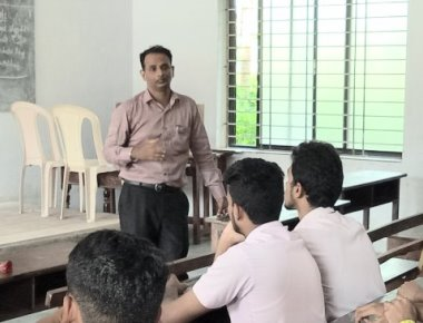 Milagres College Kallianpur holds Personality Development Programme
