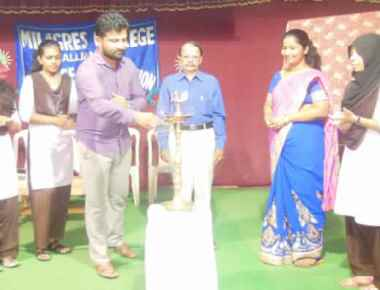 Milagres College Kallianpur inaugurates Science Association