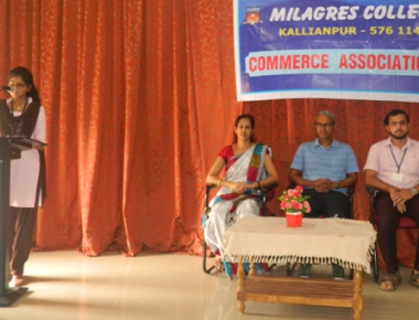Milagres College Kallianpur conducts awareness programme on 'Block Chain' under bitcoin