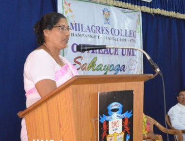Milagres College inaugurates outreach unit 'Sahayoga'