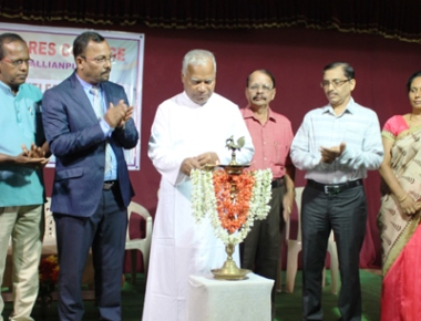 New academic year inaugurated at Milagres College, Kallianpur