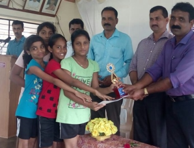 Milagres English Medium School Kallianpur earns laurels at taluk level sports