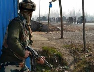 Militant killed in gunfight in Kashmir