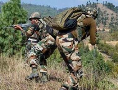 Two commandos, two militants killed in J&K gunfight