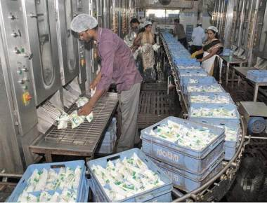 Milk surplus from DK, Udupi to go to schoolchildren in Andhra Pradesh