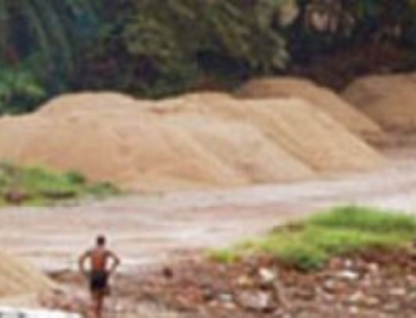 53000 tonnes of sand from Malaysia reach Mangaluru