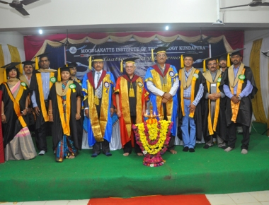 MIT Kundapur holds ninth graduation day