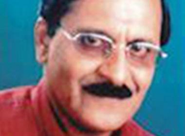 Journalist M J Rao of 'Suma Sourabha' dead