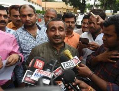 Wife defends MLA accused of rape, wants narco test
