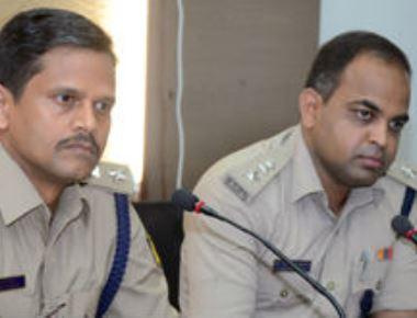 Police arrest six criminals at Tannirbavi for planning to murder