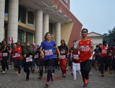 MMMC Students run for AIDS awareness