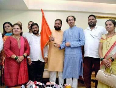 Lone MNS corporator demands probe against party defectors