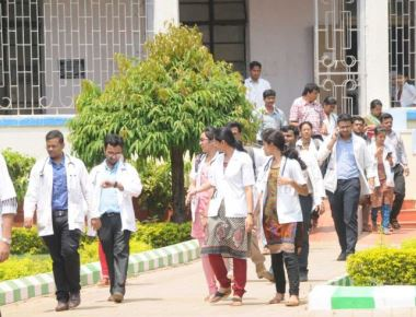 vMock allotment of BDS, MBBS seats today