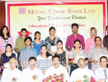 Distribution of Annual Scholarship – 2014 by Model Bank