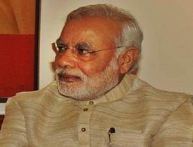 Visibly upset Modi leaves Lok Sabha amid uproar