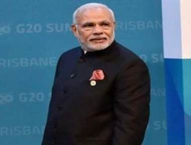 Modi arrives in Zurich on way to Davos for WEF
