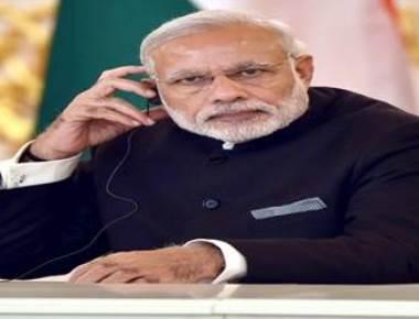 Sea of black as Modi visits Chennai