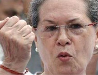 Naga accord shows govt's arrogance,NE CMs not consulted: Sonia