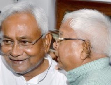 Nitish gets 3rd term as CM; 2/3rd majority for Grand Alliance