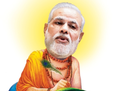 Modi reaches out to rivals