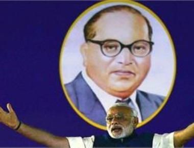 Prez, PM remember B R Ambedkar on his 60th death anniversary