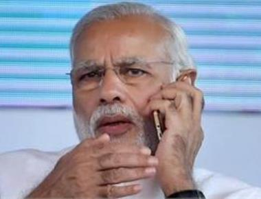 Modi meets oil bigwigs to give fillip to investments