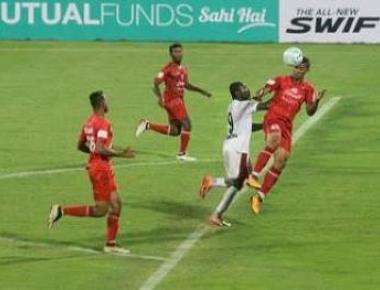 Super Cup: Dicka brace lifts Mohun Bagan
