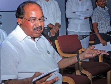 No Ahinda push in Congress manifesto, says Moily