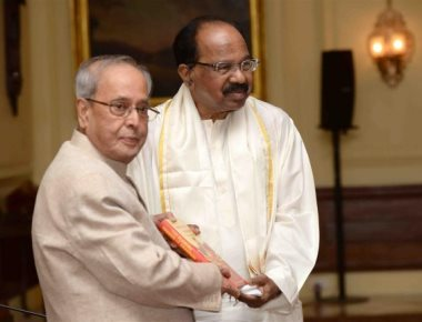 Moily's book on mahabharata released