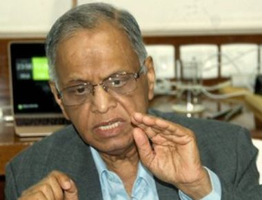 Upset by Infy board's charges, will respond at right time: NRN