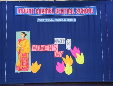 Mount Carmel School celebrates Women's Day