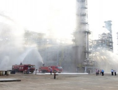 MRPL conducts on-site mock drill