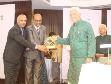 MRPL wins Srishti Good Green Governance Award