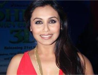 Hope Adira will be proud to have working parents: Rani Mukerji