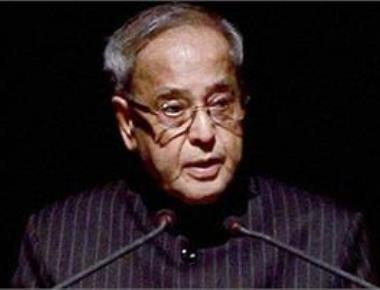 Terrorism must be eradicated by collective efforts: Mukherjee