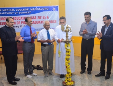FMMC dept of surgery holds CSE, alumni meet, celebrate PG silver jubilee
